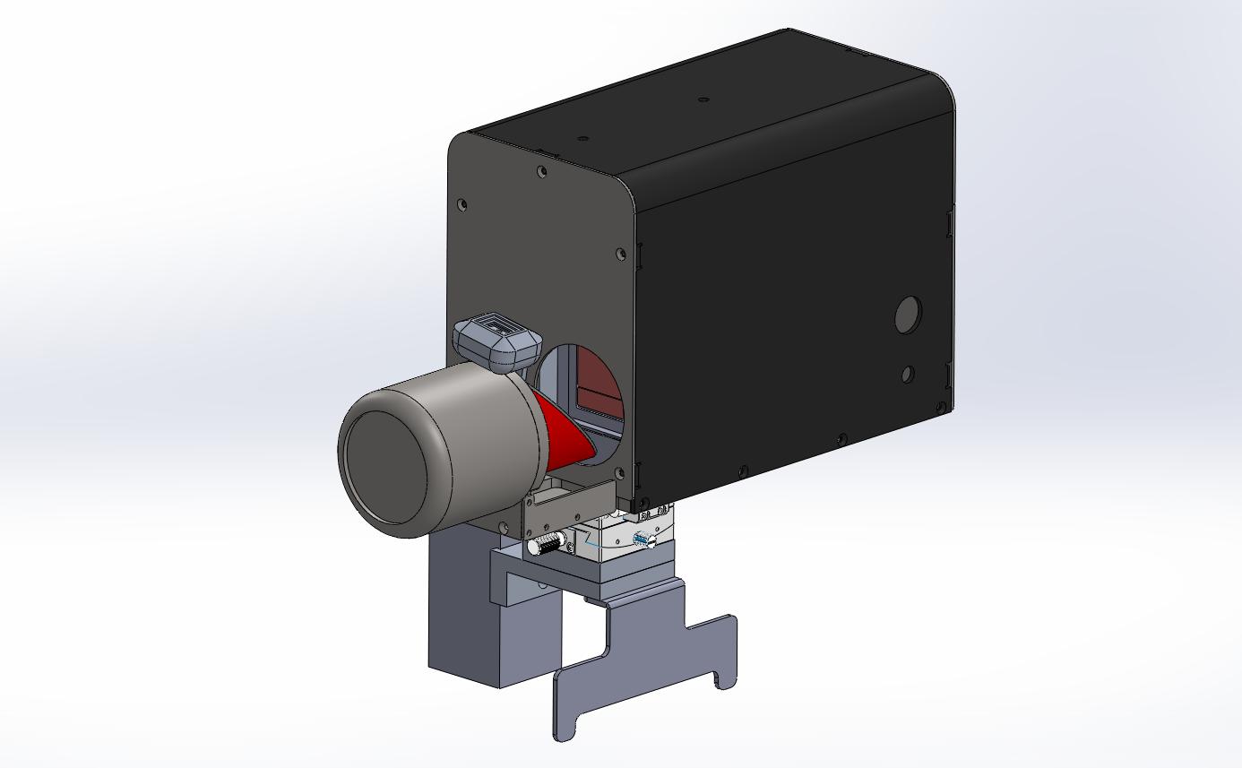 데브존 터널 내공 변위 측정장치 기본형 convergence measurement