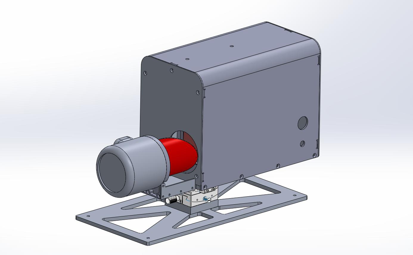 터널 내공 변위 측정장치 -  수평형 (대형), 대형 터널및 파형강판에 부착이 안될경우 평면 설치용으로 사용 convergence measurement