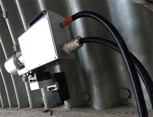 터널 내공 변위 측정장치 컨트롤박스형