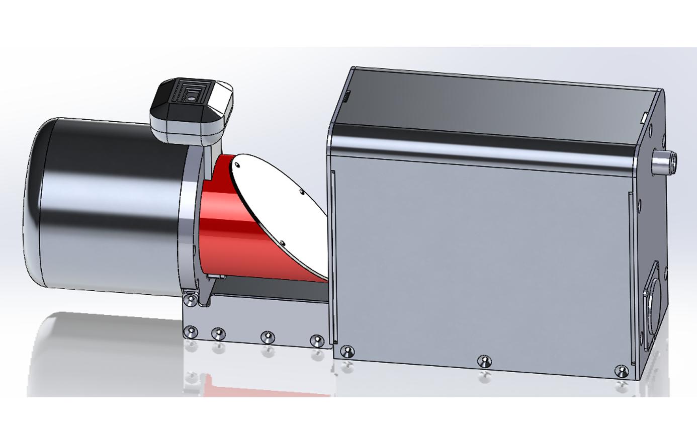 내공 변위 측정 장치 컨트롤 박스형 (기본)  convergence measurement