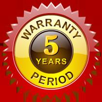 Devzone SW Warranty average 5 Years